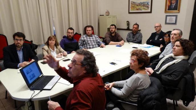 La Generalitat presenta el nou CAP de la Seu d'Urgell