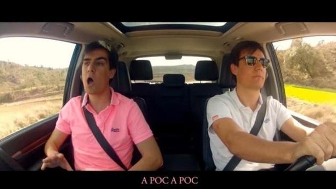 El 'Despacito' de Lo Pau de Ponts supera les 80.000 visualitzacions en set dies