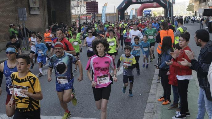 El rúning conquista Lleida