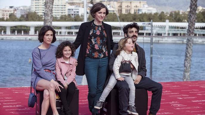 'Verano 1993', òpera prima de la catalana Carla Simón, guanyadora a Màlaga