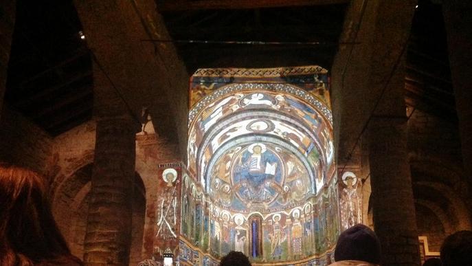 El monument favorit de Catalunya 'enfronta' Sant Climent de Taüll i Escaladei