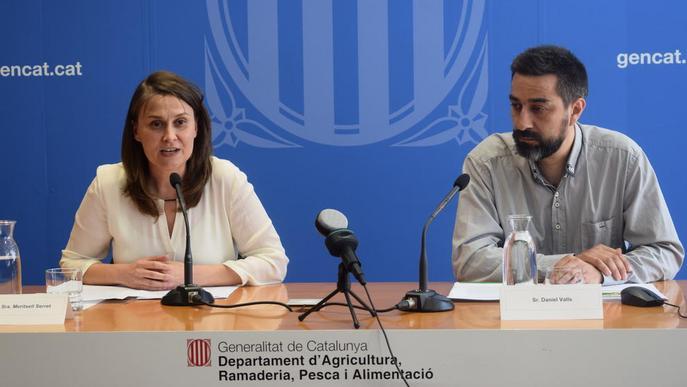 Lleida lidera l'agroalimentació ecològica, que dispara les vendes
