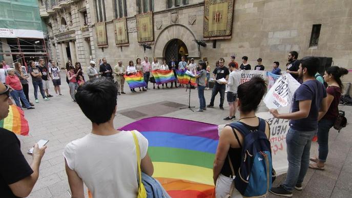 """Colors de Ponent: """"La violència contra l'LGTBI no ha de quedar impune"""""""