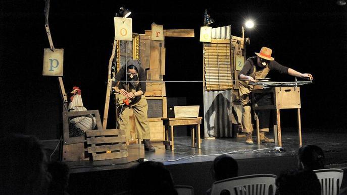 Zum Zum Teatre actuarà al Festival Grec de Barcelona