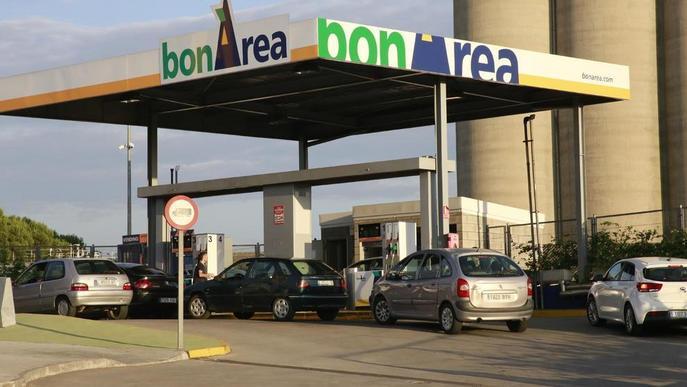 El gasoil, per sota de l'euro en un terç de les gasolineres de Lleida