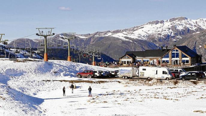 La nova expansió de Baqueira al Pallars, a un pas de tenir llicència