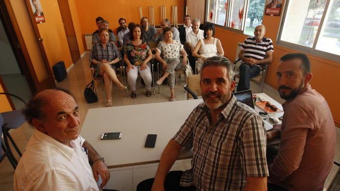 Una gestora assumeix la direcció de Ciutadans a Lleida