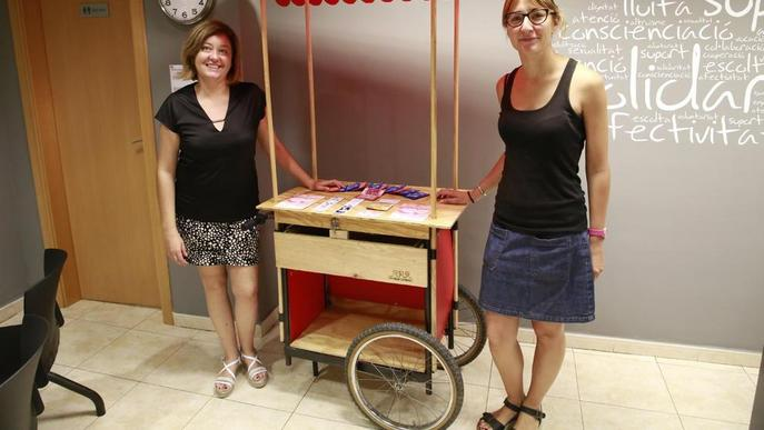 Antisida busca voluntaris per a un nou projecte nocturn