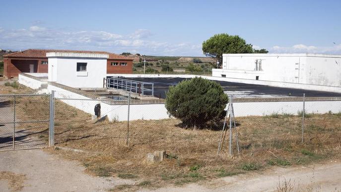 Bellpuig recupera la gestió de l'aigua i se suma a Vilagrassa, que ho va fer el 2016