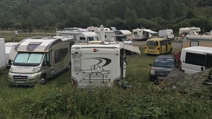 La Vall de Boí vetarà caravanes fora de Barruera