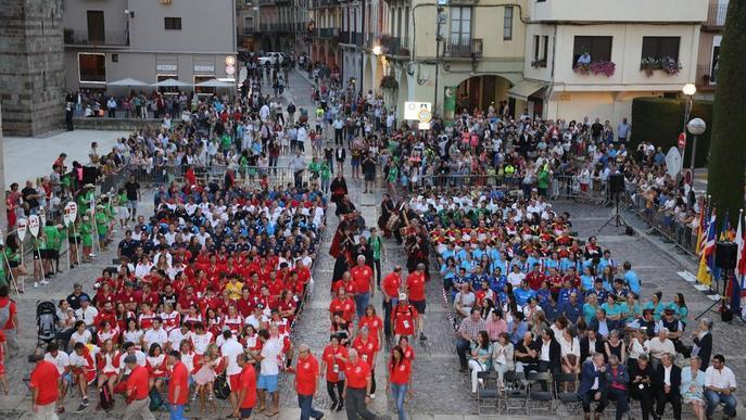 La Seu, cita de campions del piragüisme amb 37 països representats