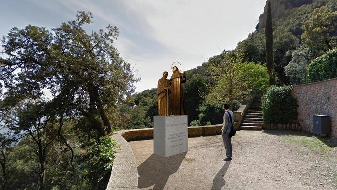 Montserrat acollirà un monument a Teresa Jornet