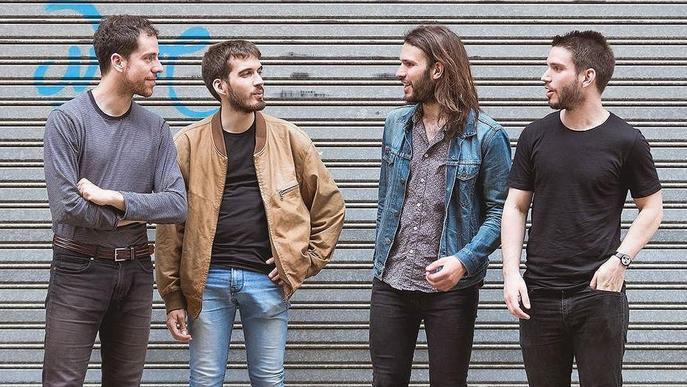 La banda lleidatana Foo obre la gira estatal del nou disc a Lleida