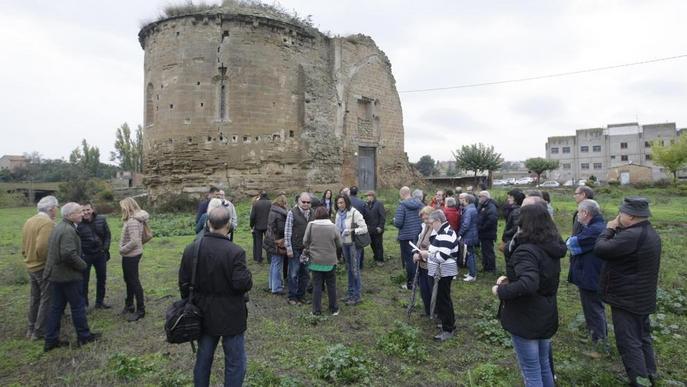 La Paeria demolirà la caixa dels nínxols i preservarà l'estructura de Santa Cecília