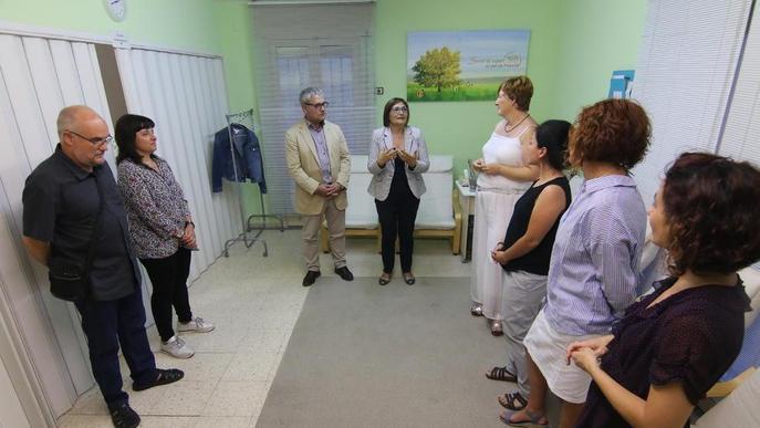 El Servei de Suport al Dol a Lleida atendrà més dies al seu nou local
