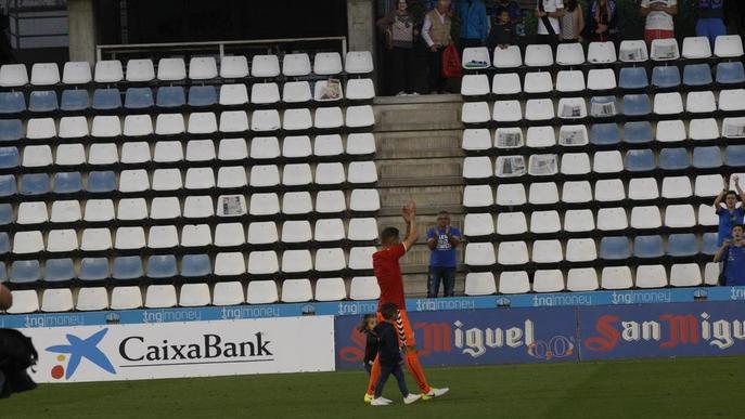 Triomf solvent del Lleida, que torna a ocupar posicions de 'play-off'
