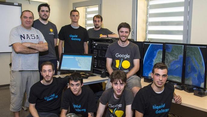 Lleidatans becats per Google visiten Silicon Valley