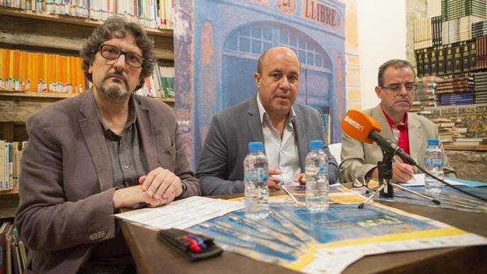 Cervera implica tota la ciutat en la segona edició de la Vila del Llibre