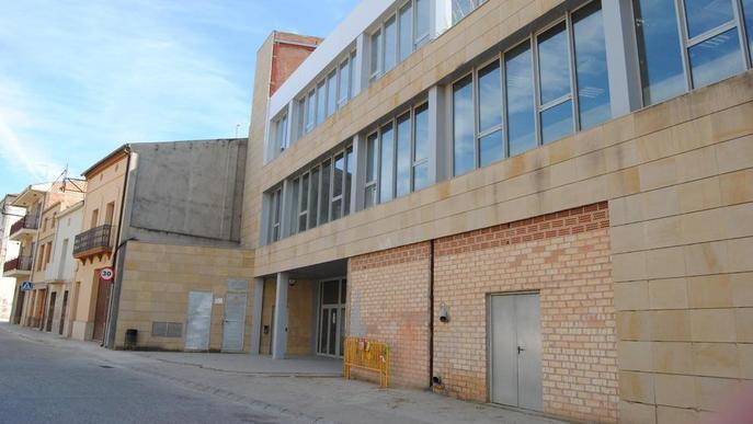Bellvís afronta les obres per acabar la biblioteca municipal