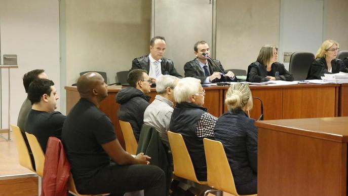 Vist per a sentència el judici a 7 acusats de tràfic de drogues i prostitució a l'Alt Urgell