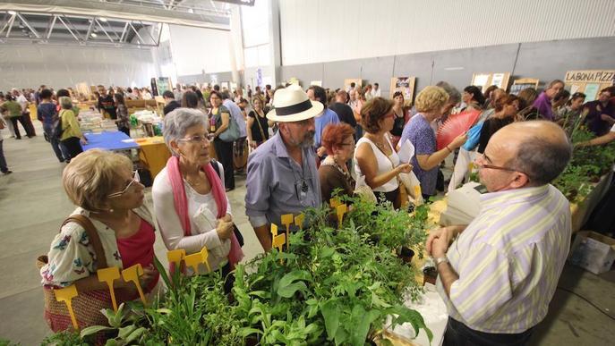 La fira Slow Food de Balaguer copa reserves als allotjaments locals