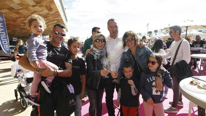 La Festa del Vi de Lleida guanya visitants