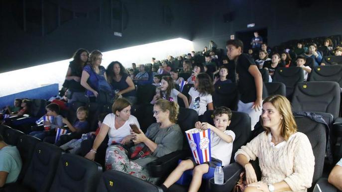 La Festa del Cine registra 20.180 espectadors a Lleida, un 20 per cent menys