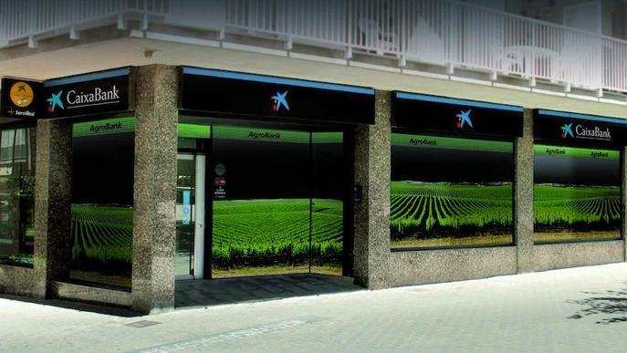 El negoci agrari de CaixaBank mou 1.200 milions a Lleida