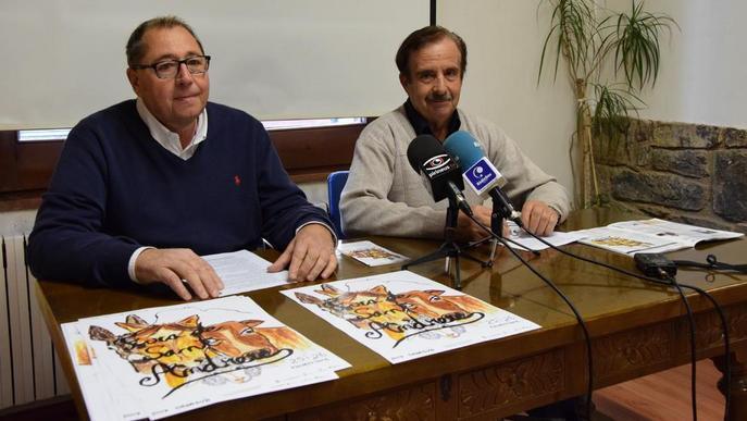 Organyà vol convertir-se en capital de l'embotit del Pirineu