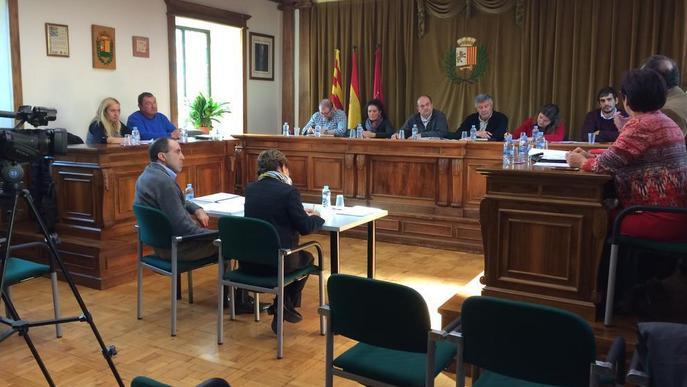 Vielha aprova un pressupost de 5,7 milions amb els vots d'UA i Cs
