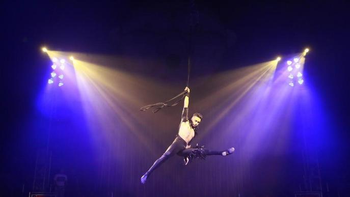 El Circo Italiano, a Lleida amb l'espectacle 'Salvaje'