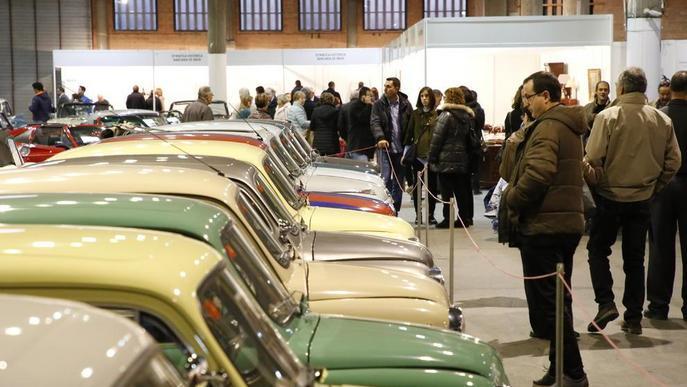 L'exposició de 600 protagonitza LleidaAntic, que demostra l'interès per les antiguitats