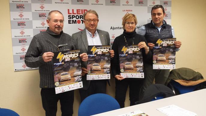 Un campió del món correrà les 4 Hores de Resistència d'autocròs de Lleida Off Road
