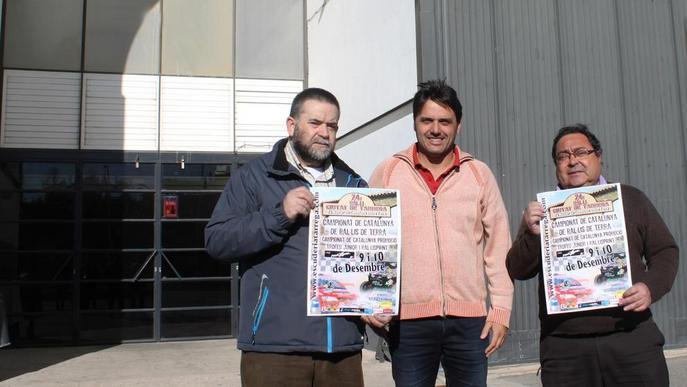 Tàrrega tanca el Català de ral·lis de terra