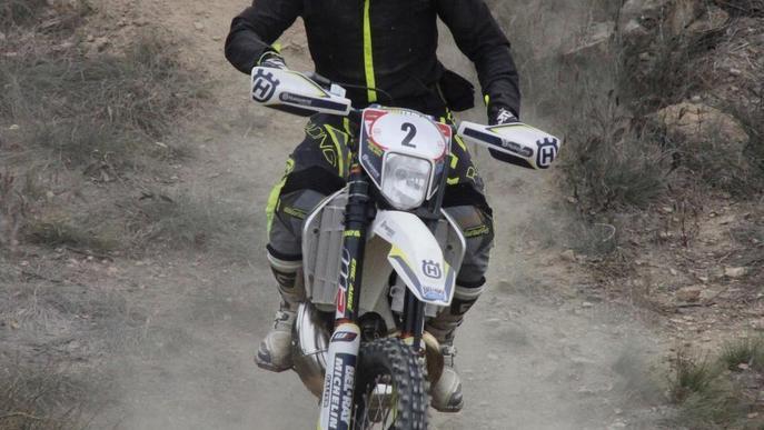 Ponts cita l'elit catalana del motociclisme a l'Enduro del Segre