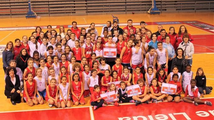 El CB Lleida organitza un torneig solidari per a La Marató de TV3