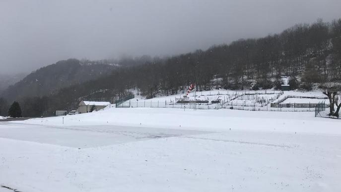 El projecte Esport Blanc Escolar, el 'planter' de les estacions d'esquí