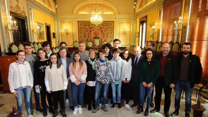 Educació i convivència 'guanyen' el Josep Pernau