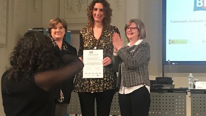 Reconeixement internacional per a l'Arnau, Santa Maria i la facultat d'Infermeria