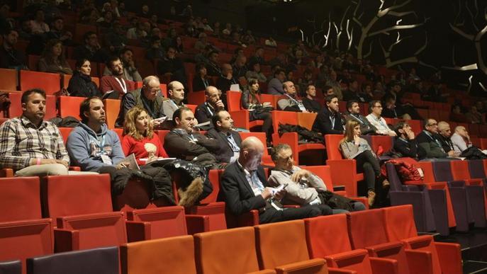 La Llotja acull dos congressos amb més de 1.500 professionals del sector porcí