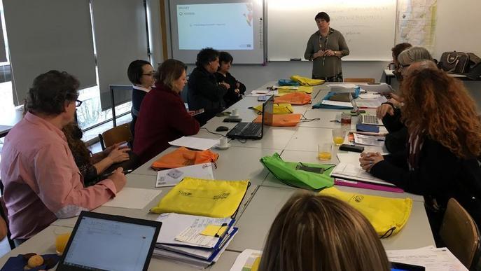 Portugal acull la reunió del programa per a joves coordinat per GlobaLleida