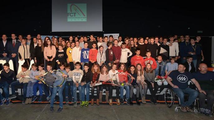La Selecció Lleidatana de tenis visitarà l'acadèmia Rafa Nadal