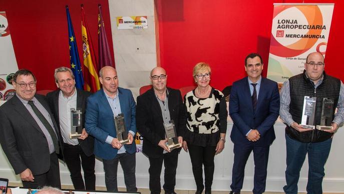 La cooperativa d'Ivars i Al Punt Carn, premiades com a analistes del mercat del boví