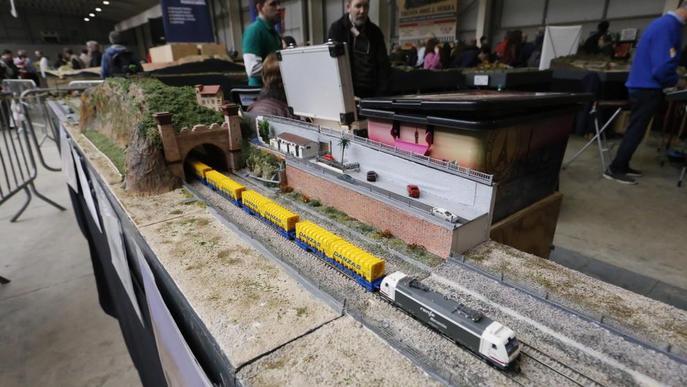Expo Tren, a tota marxa a Lleida