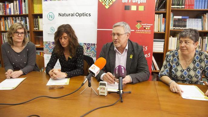 Ulleres i audiòfons per a gent sense recursos a l'Urgell