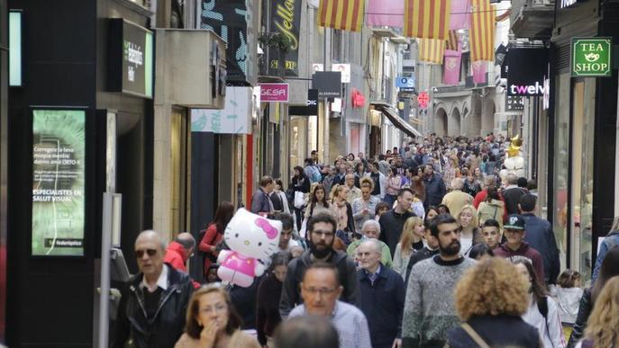 La Setmana Santa generarà 1.190 contractes a Lleida, un 6,6% més que el 2017