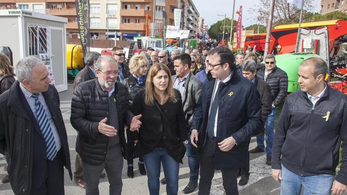 Carme Forcadell, convençuda que aviat hi haurà un nou Govern català