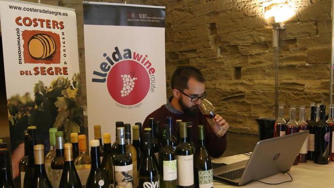 """La meitat de vins Costers del Segre té un """"nivell excel·lent"""""""