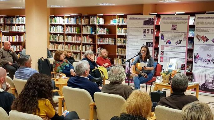 Lleida celebra el Dia Mundial de la Poesia amb la lectura de l'obra de Marc Granell en diferents localitats