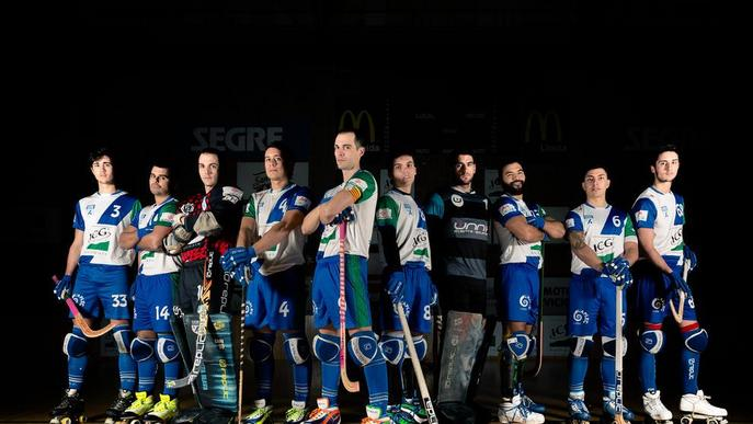 Lleida acollirà la Final Four d'hoquei sobre patins a l'abril